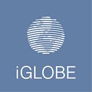IGlobe – der aussergewöhnliche, runde, in weltkugeloptik designte Messestand für Events und Foyers.